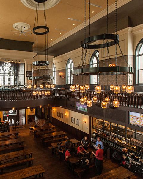 6 Church Breweries Reviving Beautiful Buildings