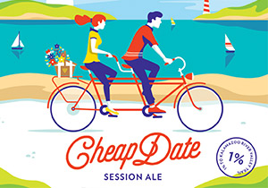 Arcadia Brewing Cheap Date