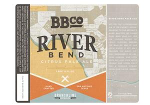 Branchline Brewing River Bend Citrus Pale Ale