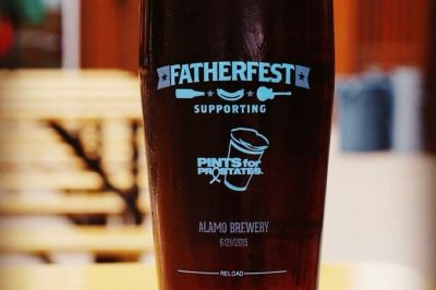 Fatherfest Pint Glass