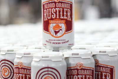 Payette Brewing Blood Orange Rustler IPA