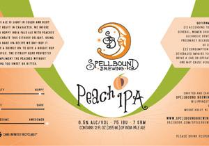 Spellbound Peach IPA