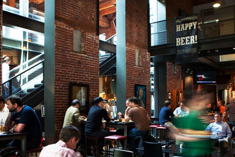 vegan-friendly brewpubs