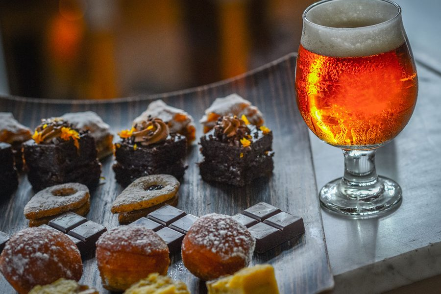 dessert and beer pairing