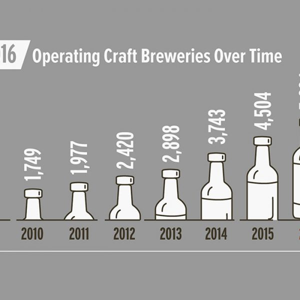 craft brewing growth statistics