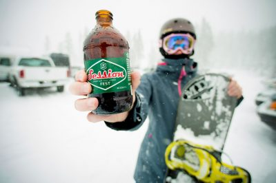 Full Sail Brewing Ski Destinations Beer Lovers