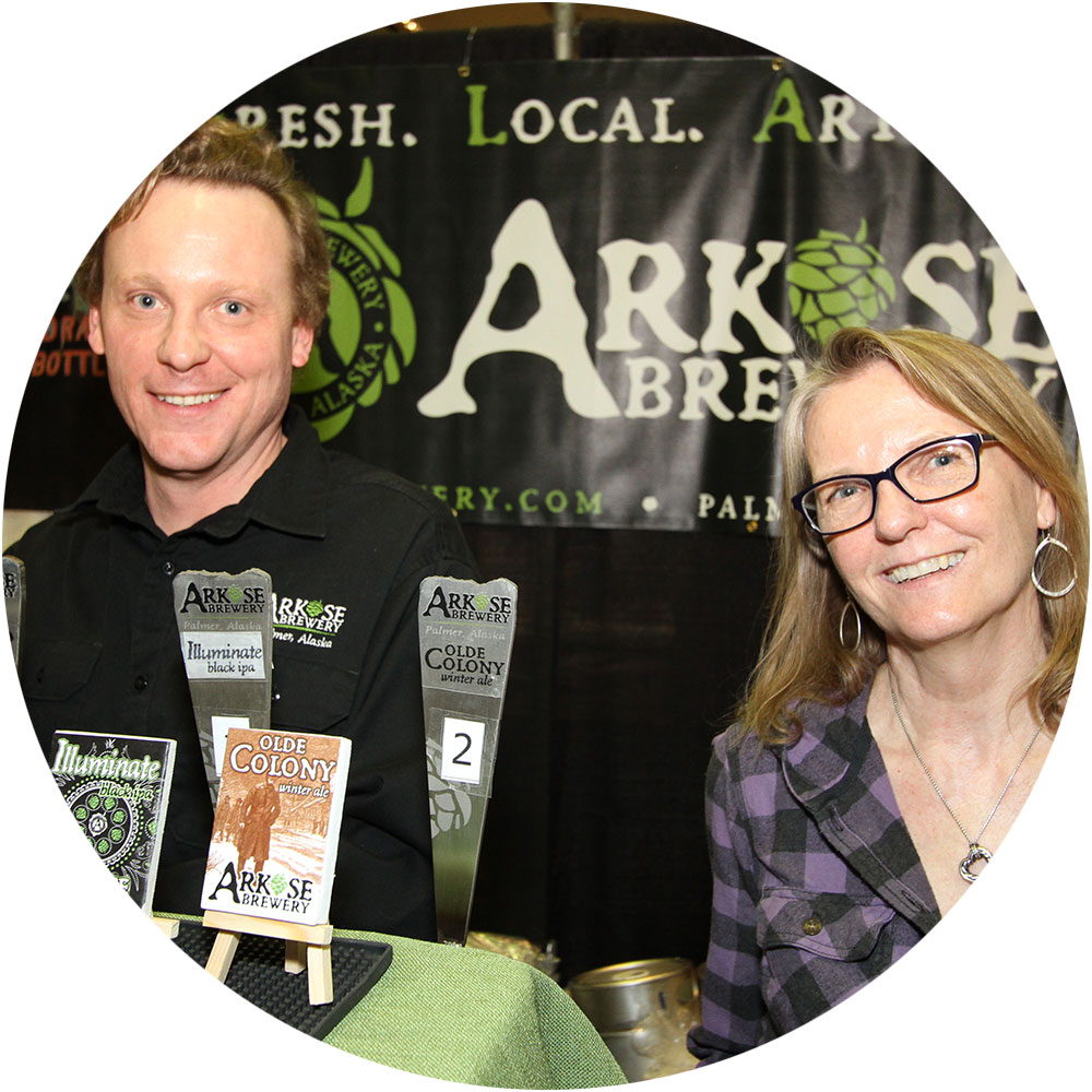 Arkose Brewing Brewery Couples