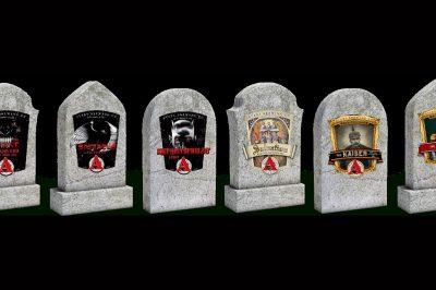 Avery Tombstones