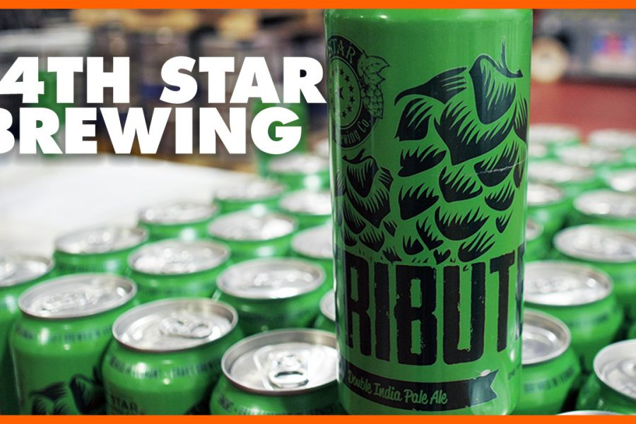 Brewery Show visits 14th Star Brewing