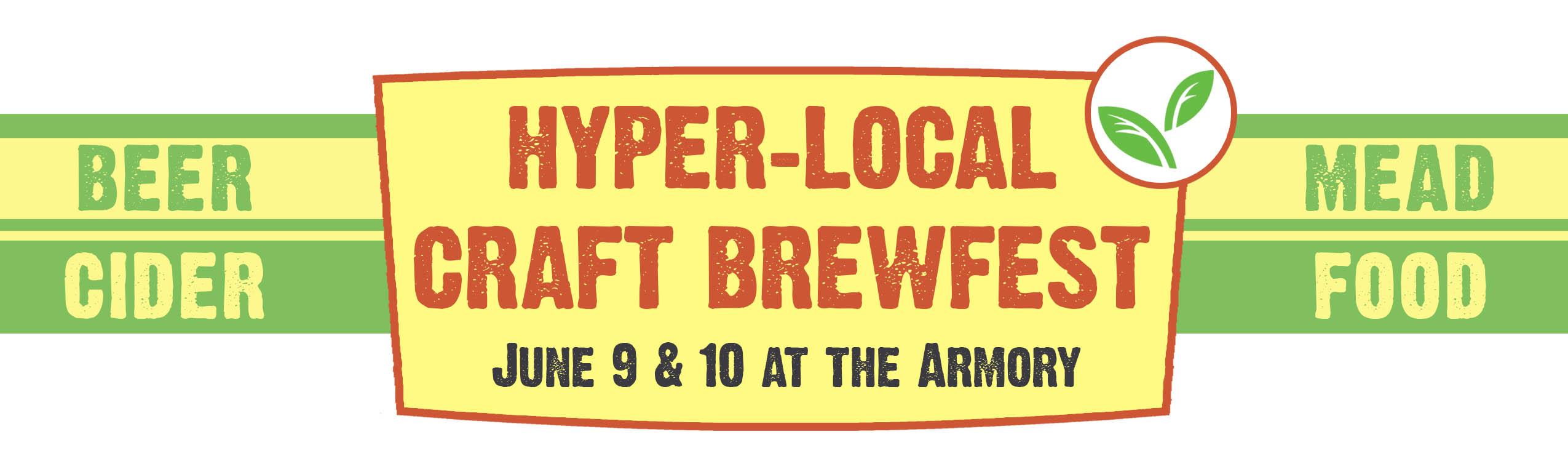 Hyper Local Craft Brewfest