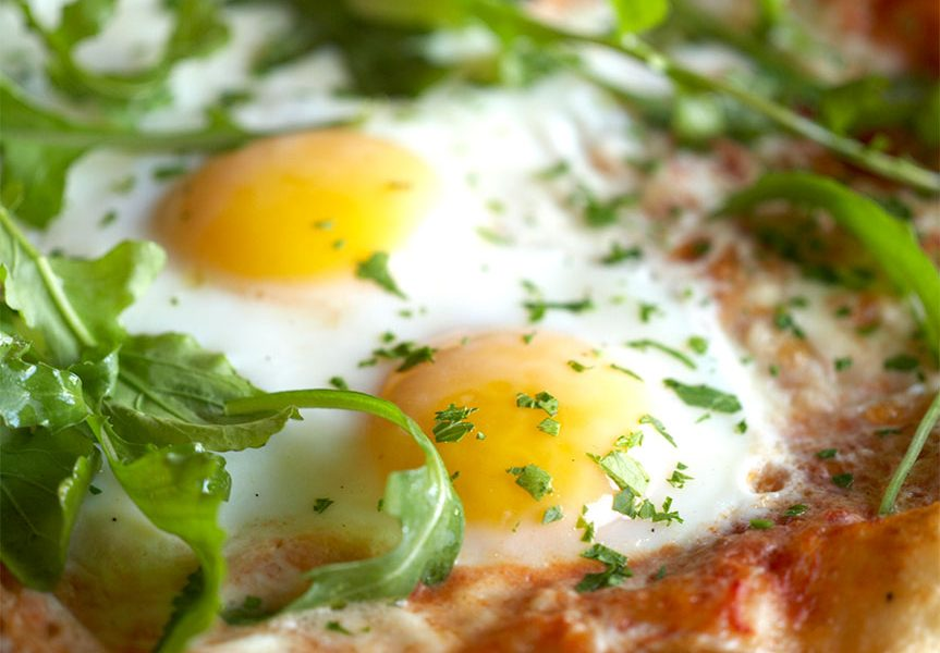 Beer Pizza Dough and Breakfast Pizza