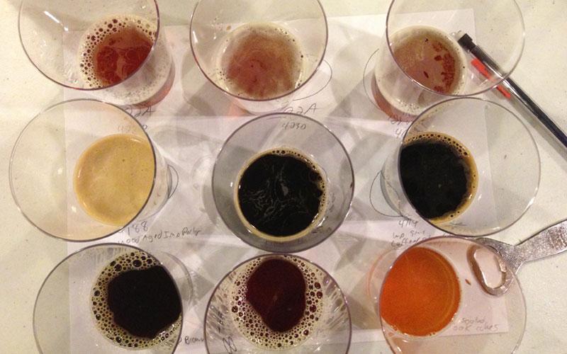 Beer Tasting Mat