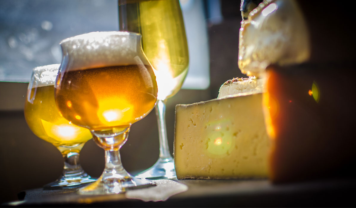 pairing beer and cheese