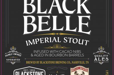 Blackstone Black Belle 2016