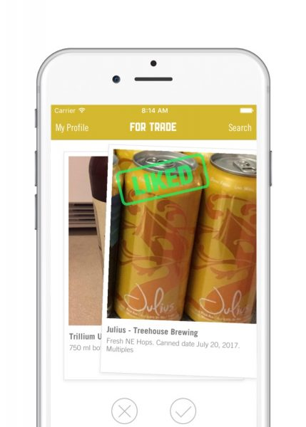 Find Craft Beer Android App