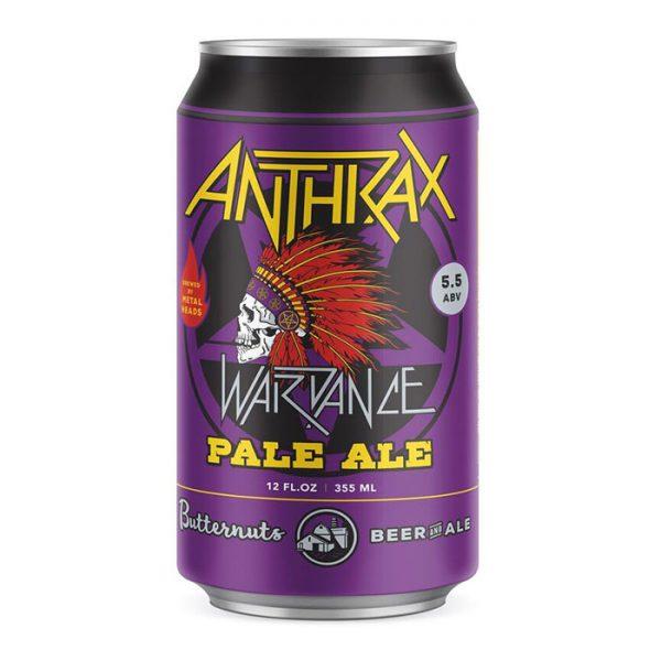 Anthrax Wardance Beer