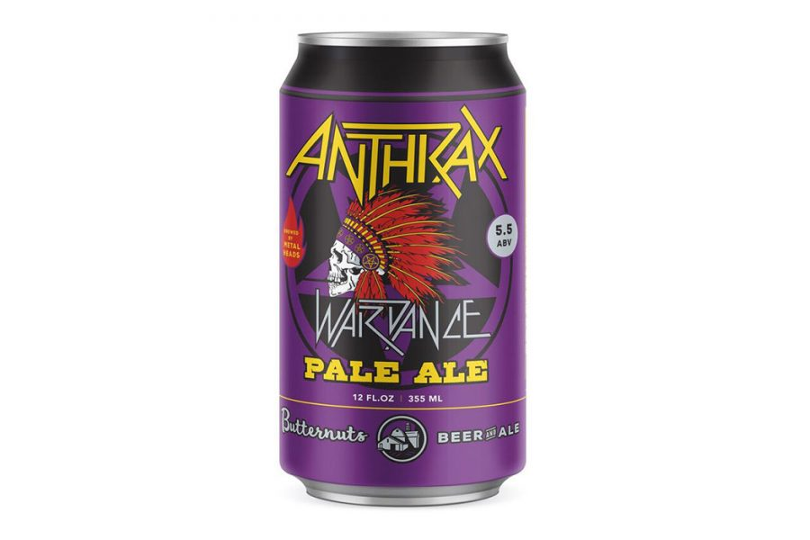 Anthrax Wardance Beer