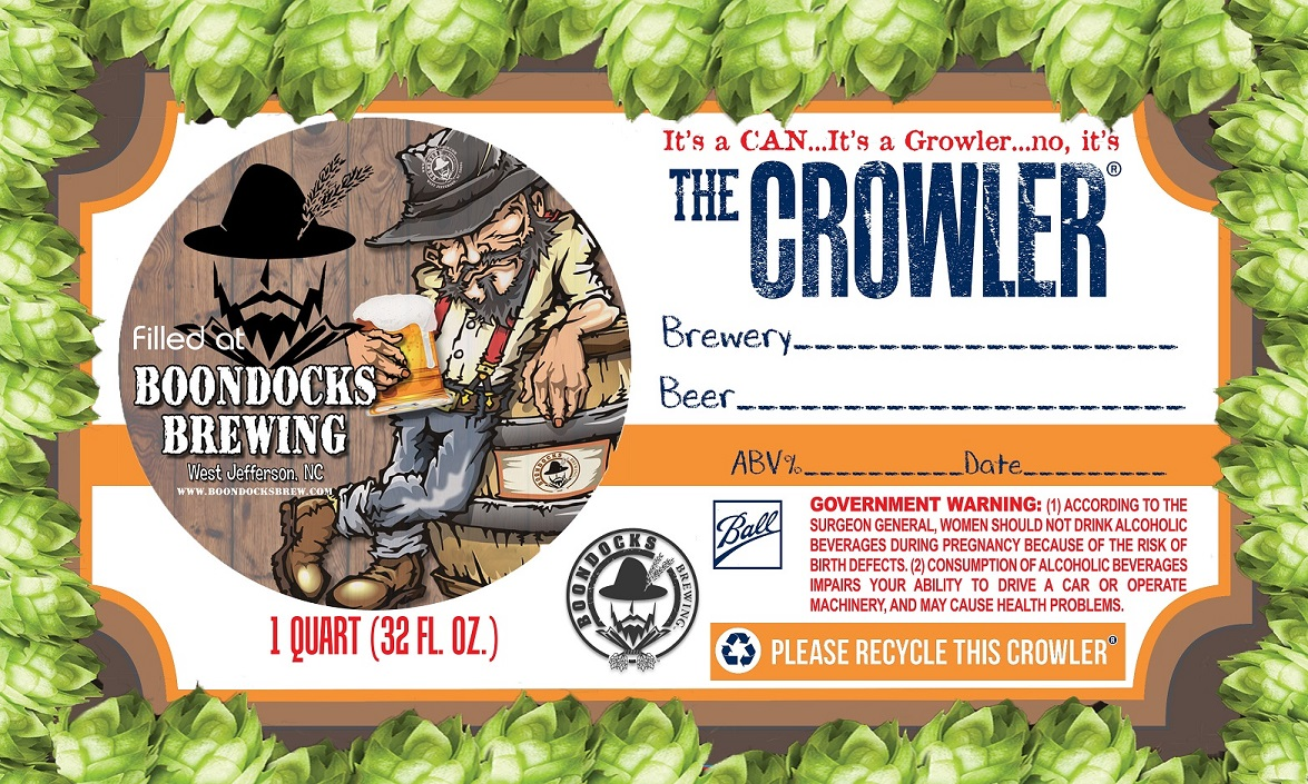 CROWLER-Label