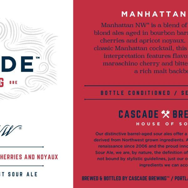 Cascade-Manhattan-Label