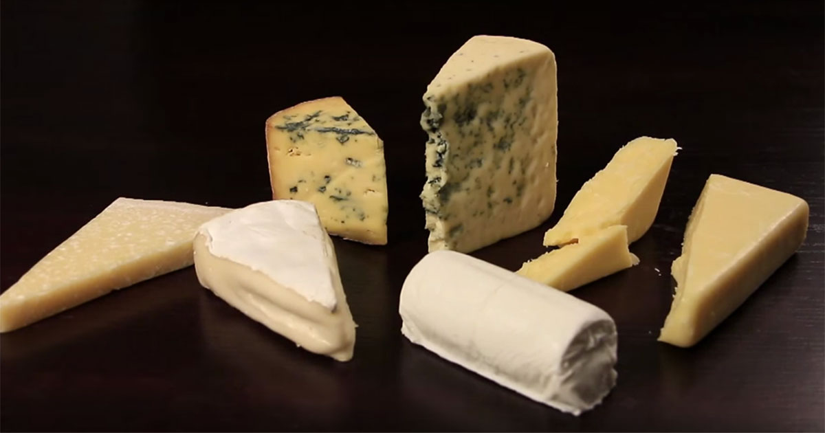 Cheese and Wine Myths