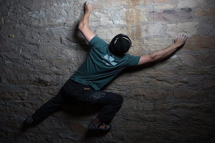 climbing chalk beer