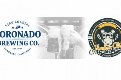 coronado brewing acquires monkey paw brewing