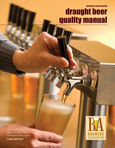 Draught Beer Quality Manual cover