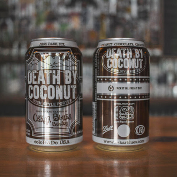 chocolate beers death by coconut