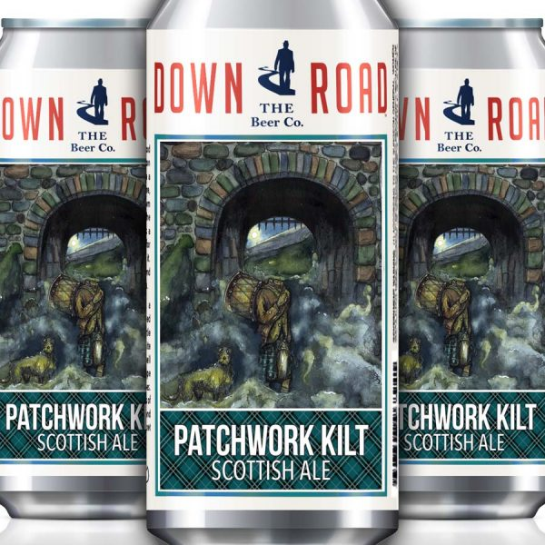 Down Road Patchwork Kilt