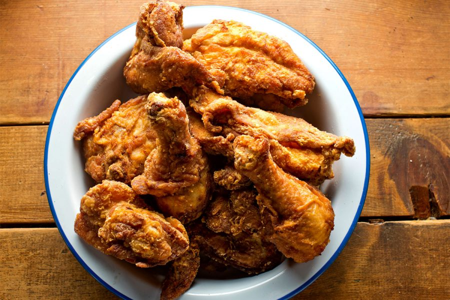 Drakes Hopocalypse Hop Fried Chicken