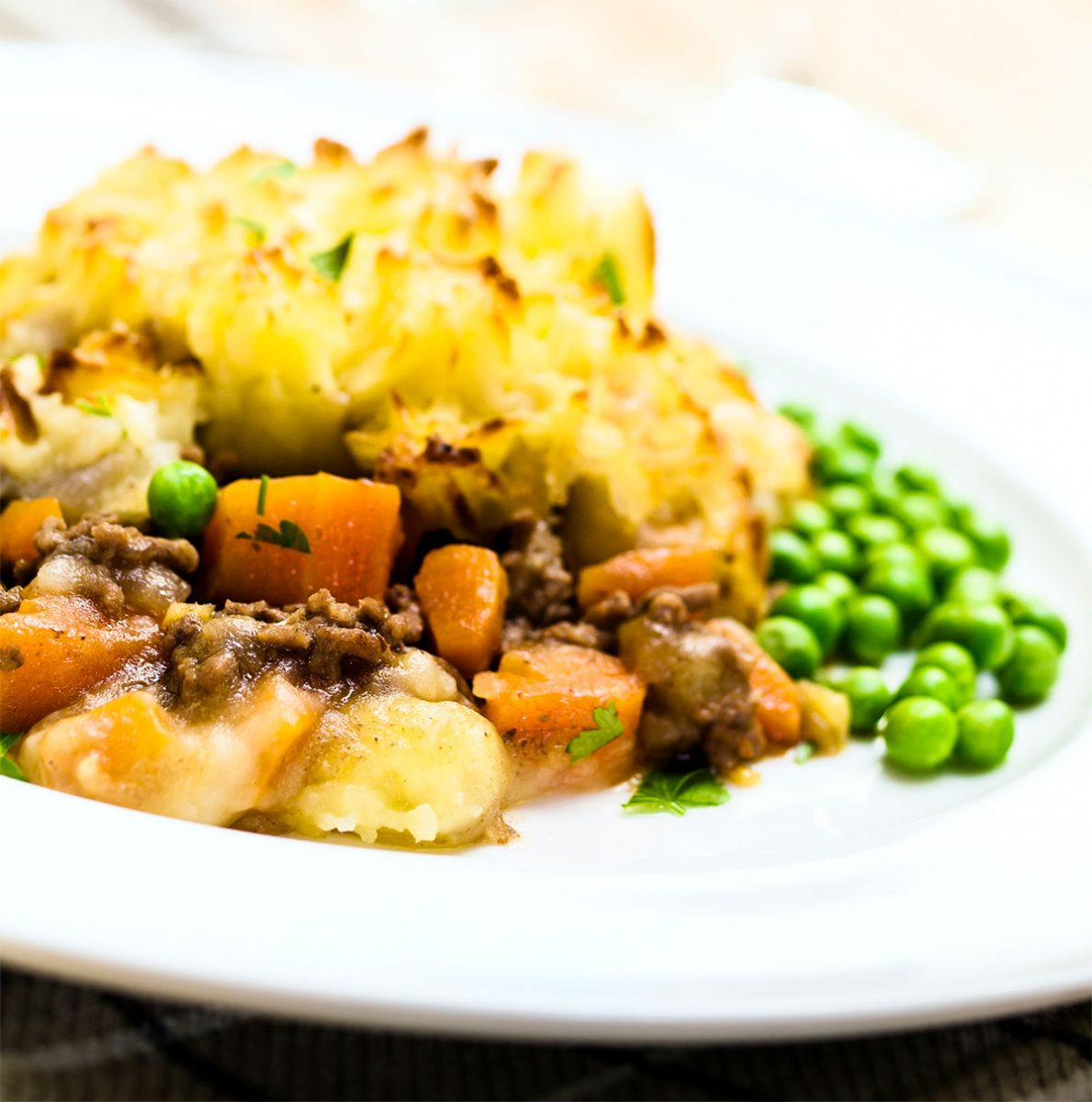 Dry Stout Shepherd's Pie