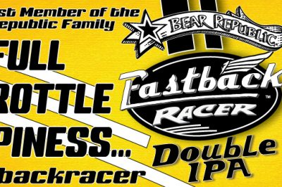 Fastback Racer Double IPA