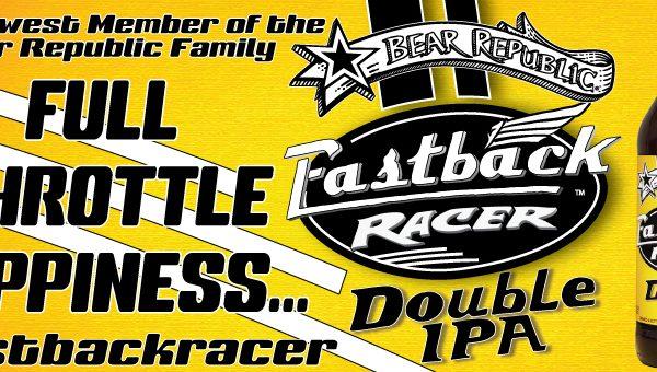 Fastback Racer Double IPA