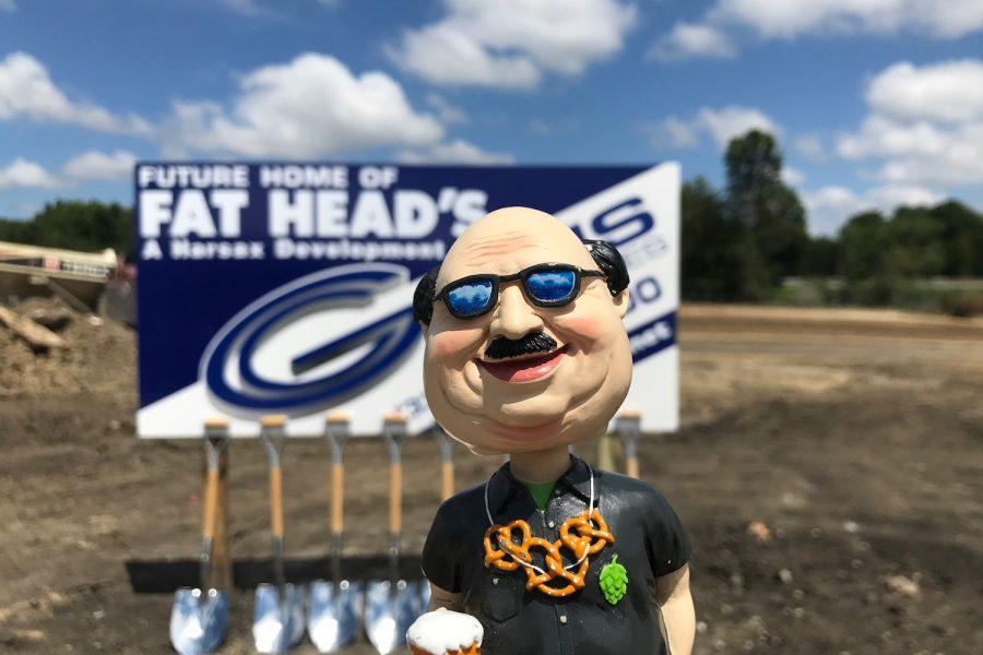 Fat Head's Brewery Ground Breaking