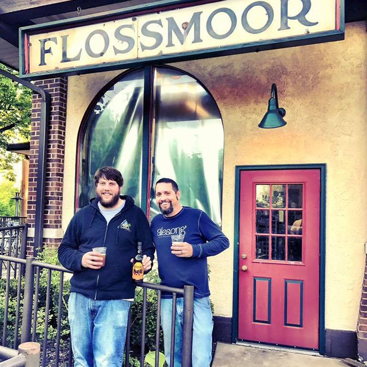 Flossmoor station brewing