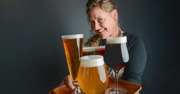 friendsgiving beer and food pairings