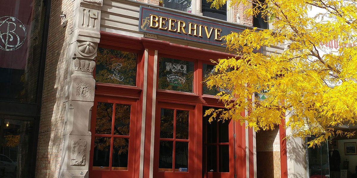 Beerhive Bar, Utah