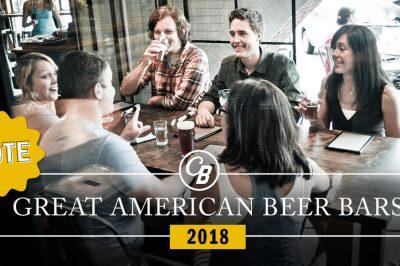 Great American Beer Bars 2018 Vote