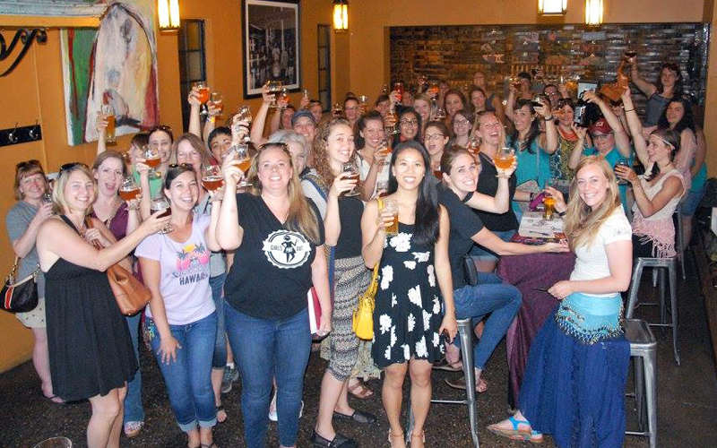 Chapter Leaders from Girls Pint Out Share an Insider's View