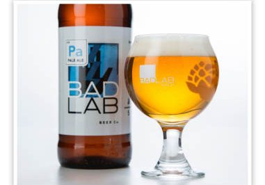 Bad Lab Pale Ale