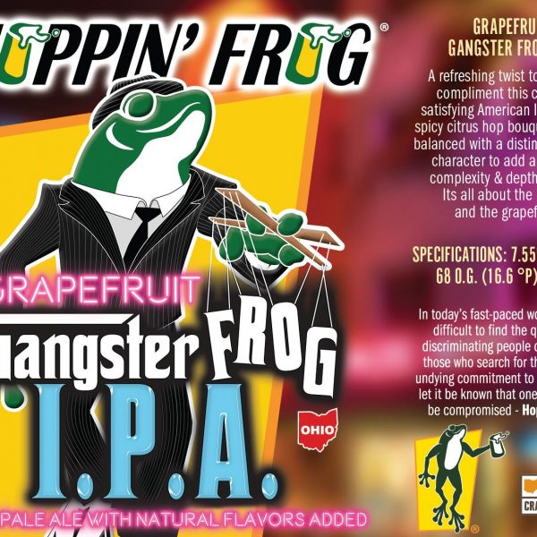 Gangster Frog IPA