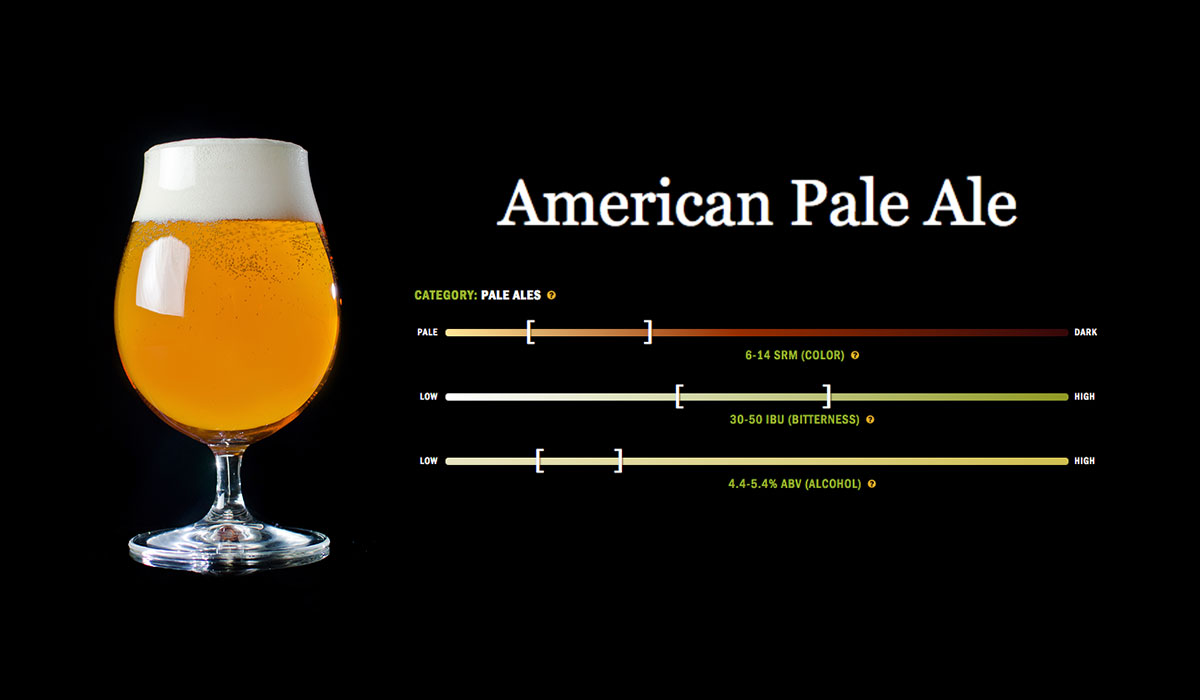 craft beer definition american pale ale a style that changed everything 1406