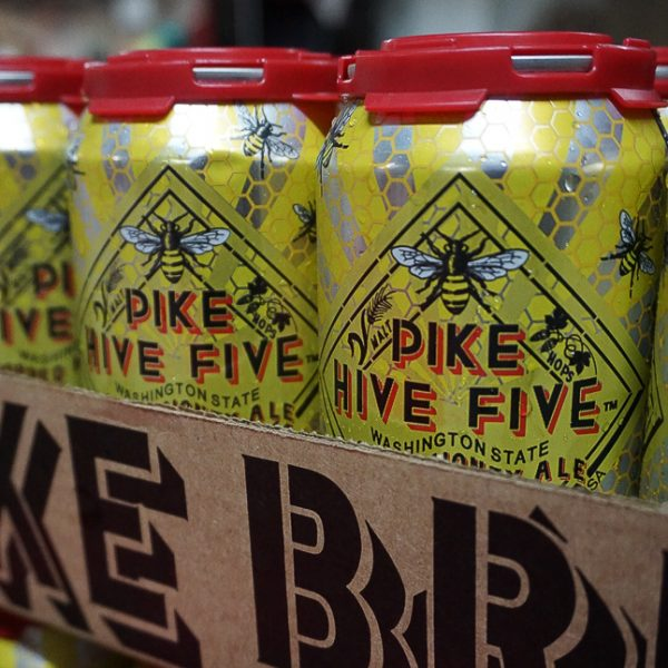 Hive Five Cans