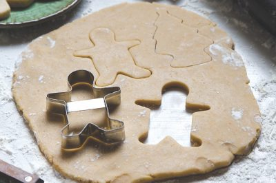 Holiday Ale Cut-Out Cookies