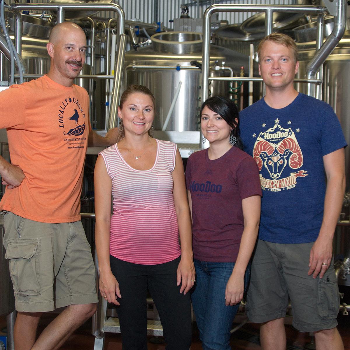 HooDoo Brewing Alaska