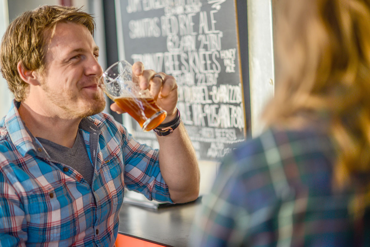 How to Order a Craft Beer: a Socratic Approach