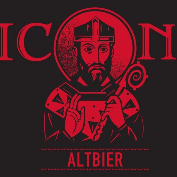 Saint Arnold Icon Red - Altbier