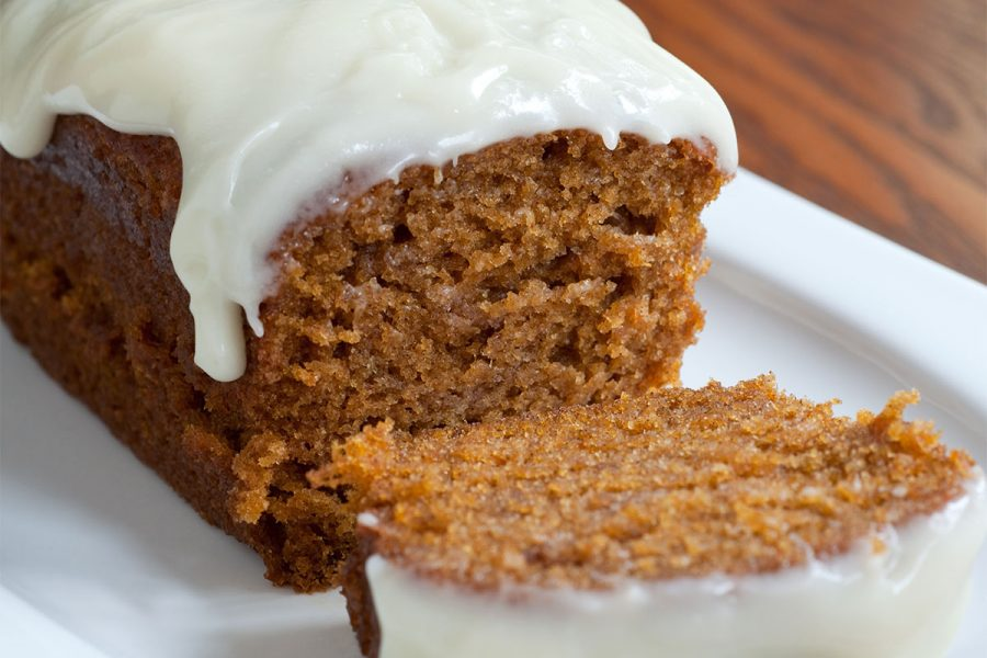 Isolation Ale Spice Cake