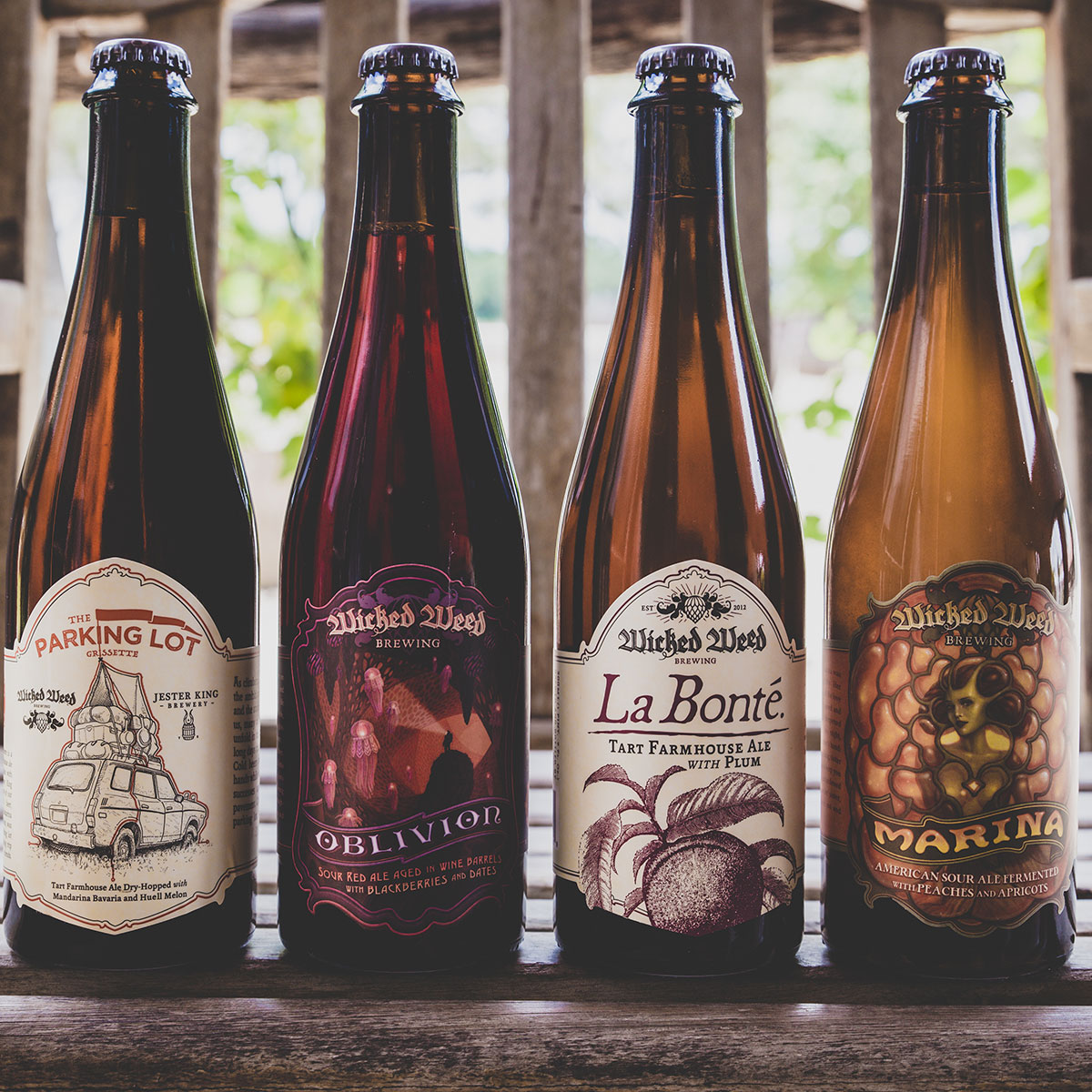 Wicked Weed Collaboration