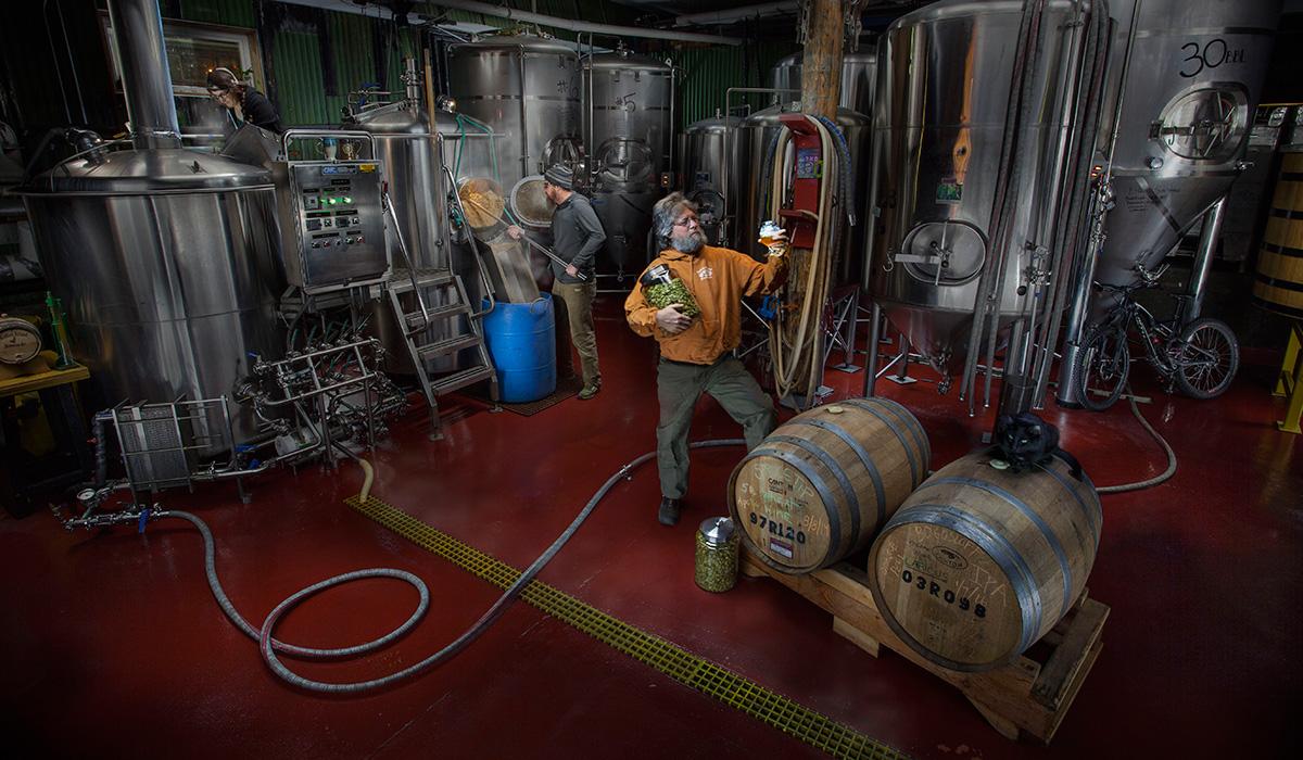 alaska's craft breweries